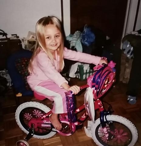 First Bike!