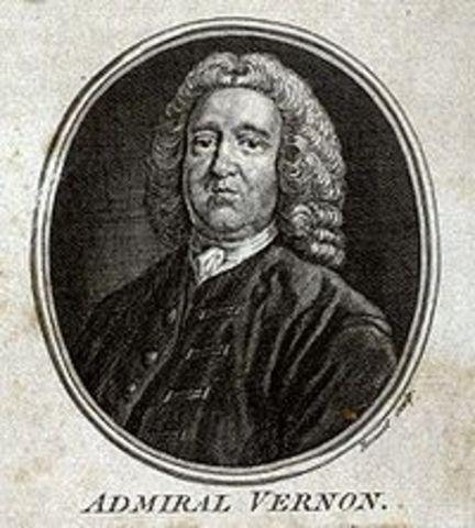 Asedio de Edward Vernon a Cartagena.
