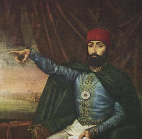 Edict of Tanzimat Reforms. (Political) Ottoman Empire