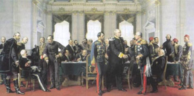 war with Russia and the Treaty of Berlin. (Political) Ottoman Empire