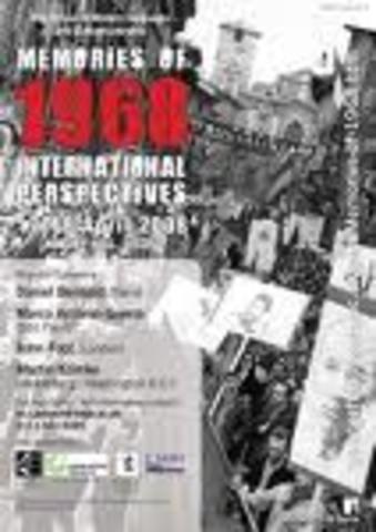 1968 year of turmoil