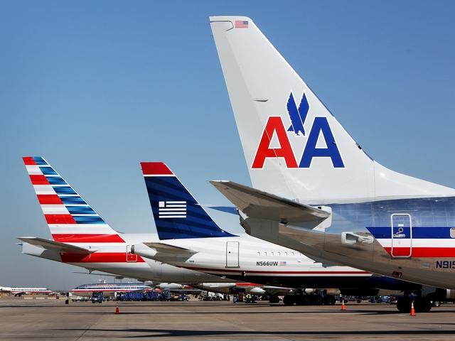 "Airline ""Mega-Merger"""