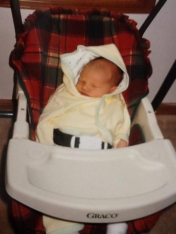 My Birth!