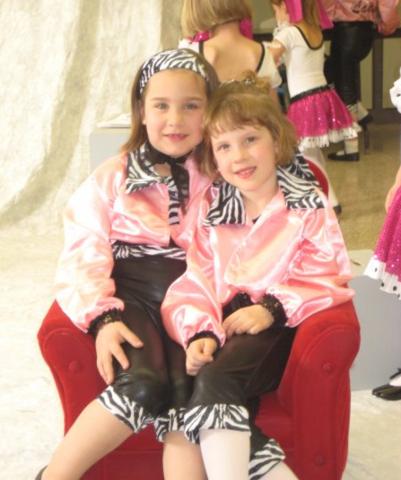 First Dance Recital