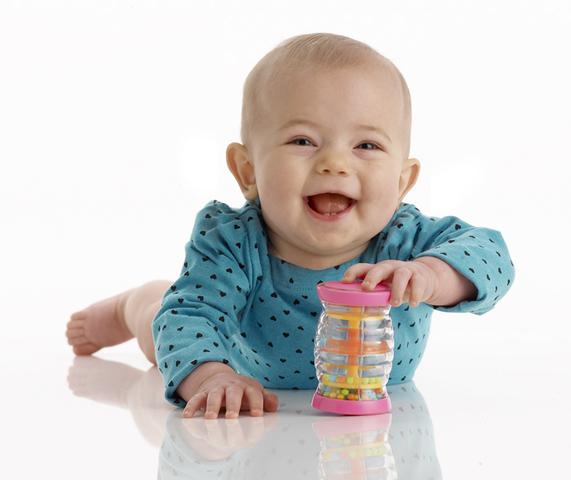 Desarrollo Lactante del Bebé