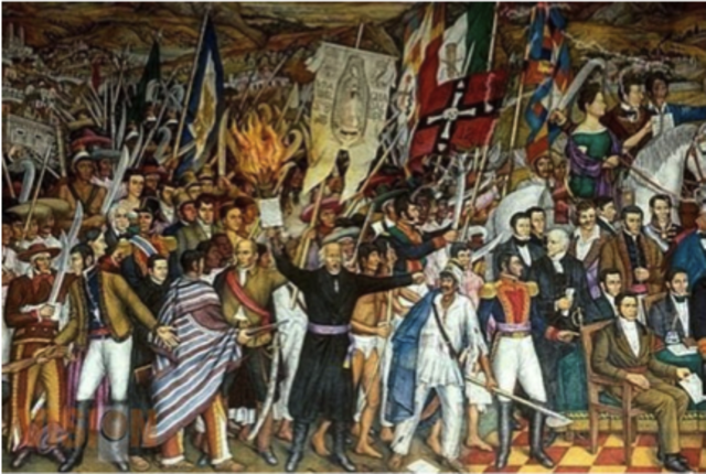 Mexican Independence (2nd Partial Timeline)