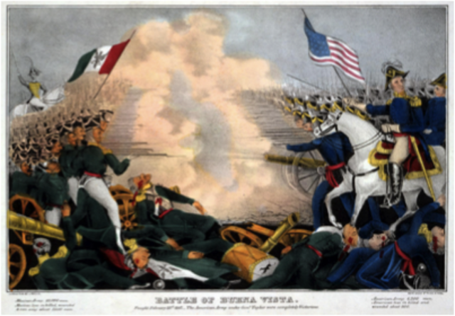 Mexican-American war (2nd Partial Timeline)