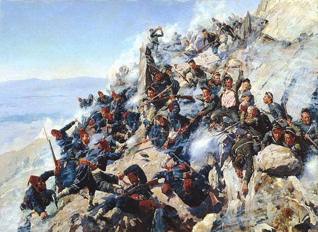 Russo-Turkish War (Economical) Ottoman Empire