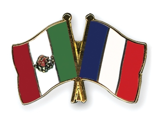 Commerce between Mexico and France