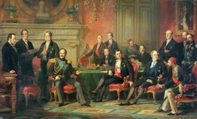 Congress of Paris (Economic) Ottoman Empire