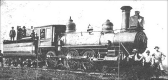 The railroad boom (Social) Mexico