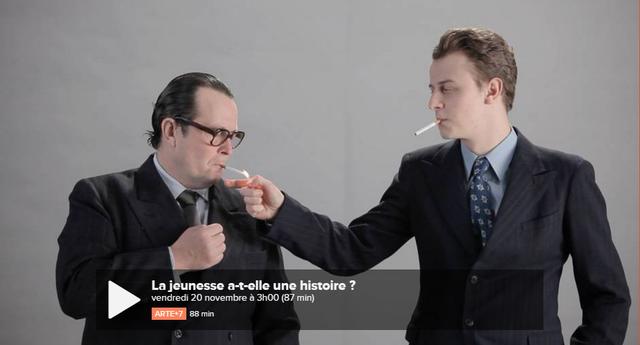 """J. ROYER - """"La Jeunesse a-t-elle une histoire ?"""""""