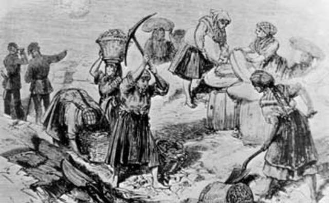 La mujer en el siglo XIX