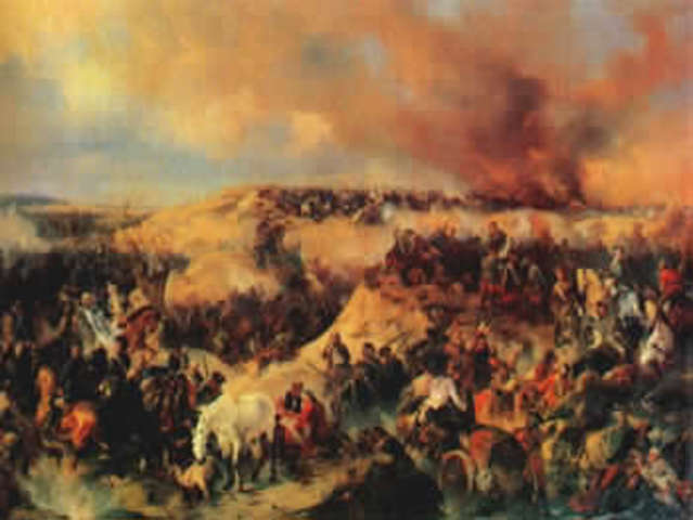 7 Year War (French Indian War)