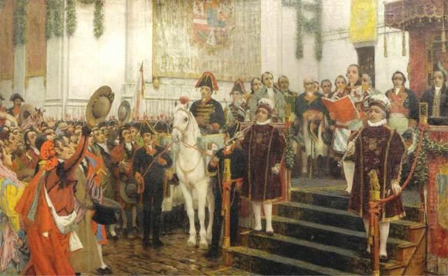 Creación de una Junta Suprema Provincial