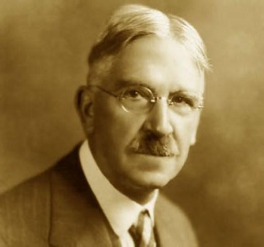 (1920's - 40's)  John Dewey