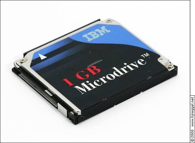 IBM 170 Microdrive