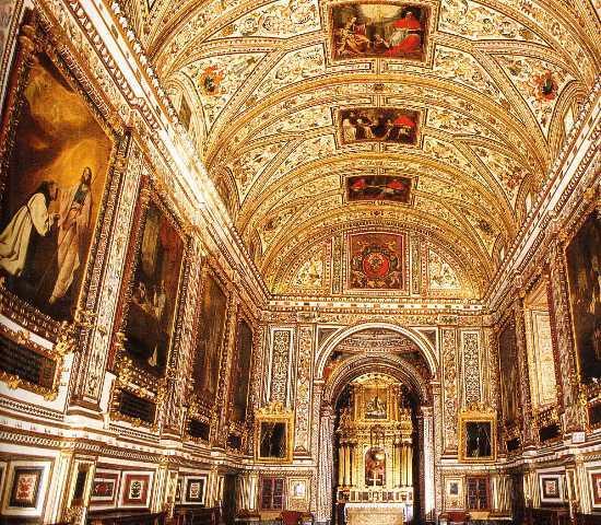 La Sacristía del Monasterio de Guadalupe