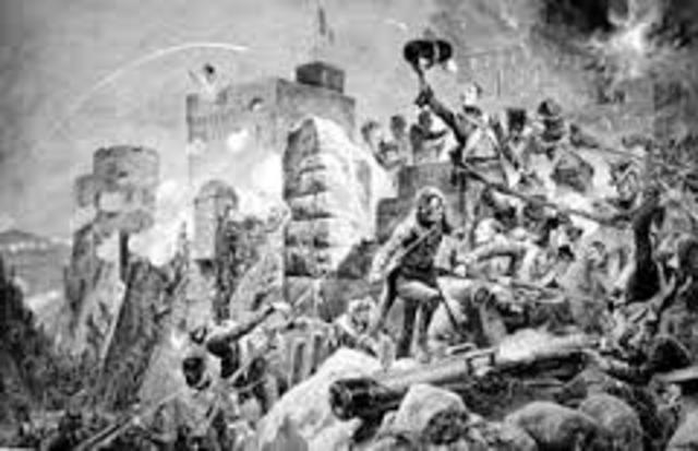 Asedio a Badajoz