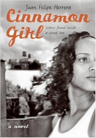Cinnamon Girl: letters found inside a cereal box