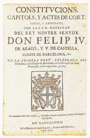 Acaba la guerra de Sucesión española