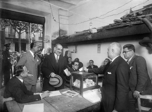 Elecciones a Cortes Legislativas