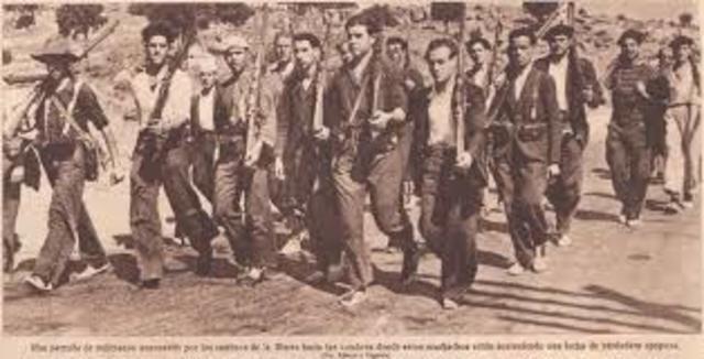 Creación del Frente de Extremadura