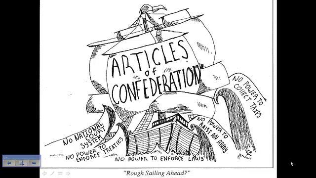 Articles of the Confederation