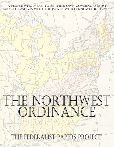 Northwest Ordiance of 1787