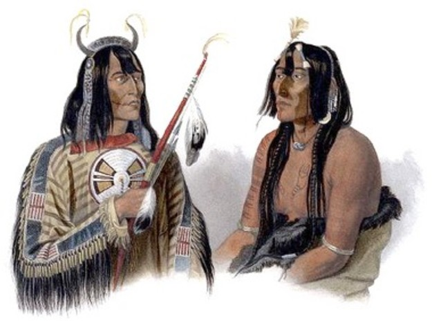 Experience with a Friendly Sioux Tribe