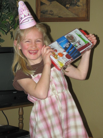 5, my golden Birthday