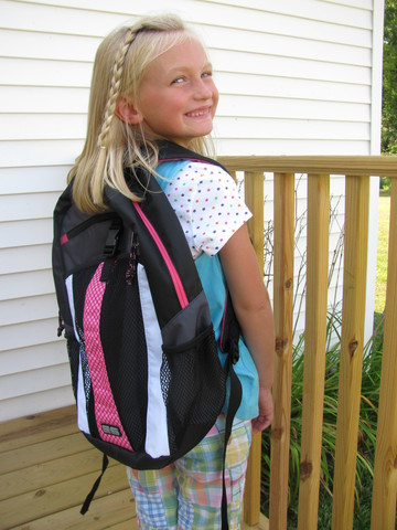 First day of 1rst grade