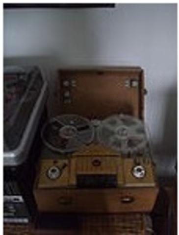 Grabadora magnética