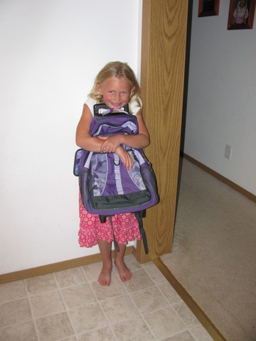 First day of school!!!