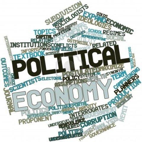 CRÍTICA: Economia política