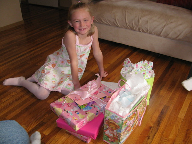 turning 8