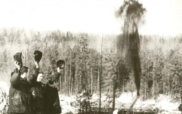 Мамонтовское нефтяное месторождение