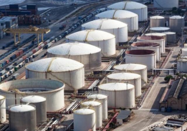 Четырехмиллиардная тонна нефти.