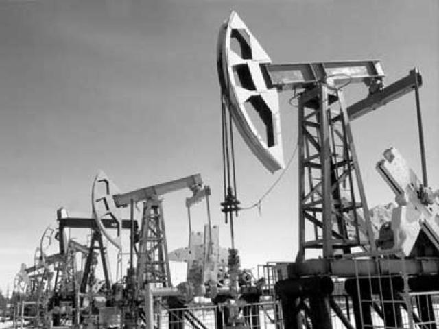 Начало маштабной добычи нефти