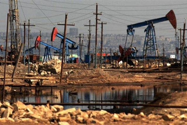 Пятый миллиард тонн нефти