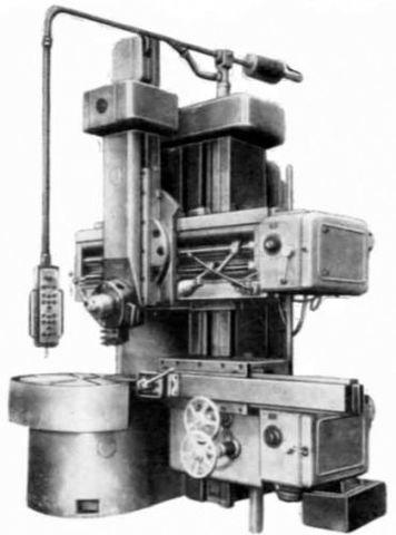 Токарно-карусельный станок 1541П