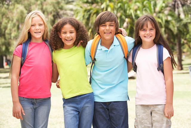 MIDDLE CHILDHOOD - Friendships - socioeconimic