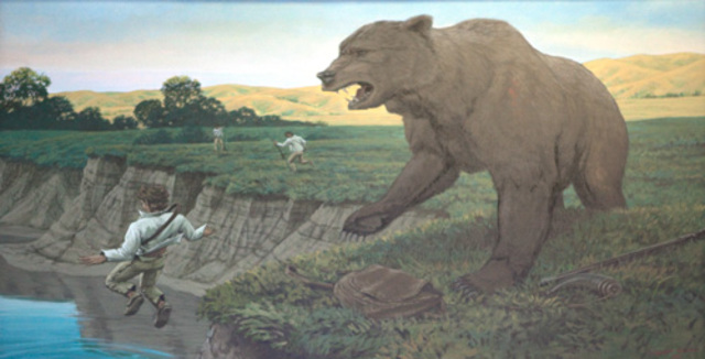 A bear could affected the Expedition