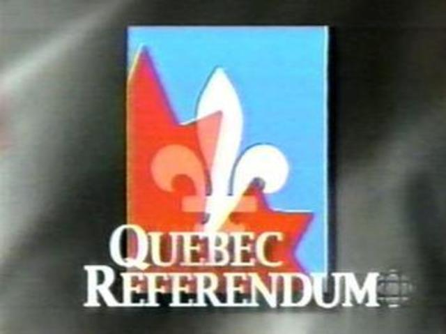 Quebec referendum of 1995
