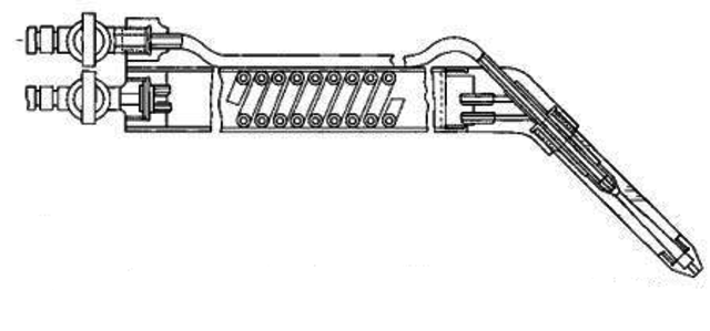 Ацетилено-кислородная сварочная головка. Эдмон Фуше и Шарль Пикар.