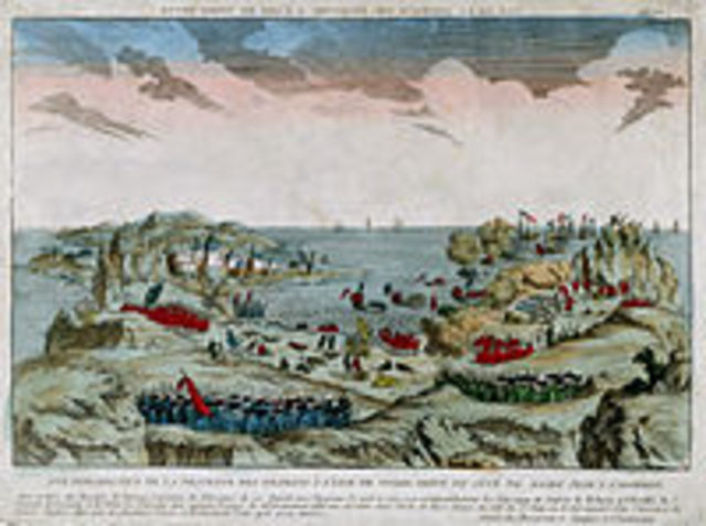 End of the French and Indian War - Wars and Battles