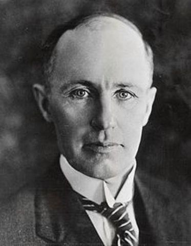 Arthur Meighen, prime minister