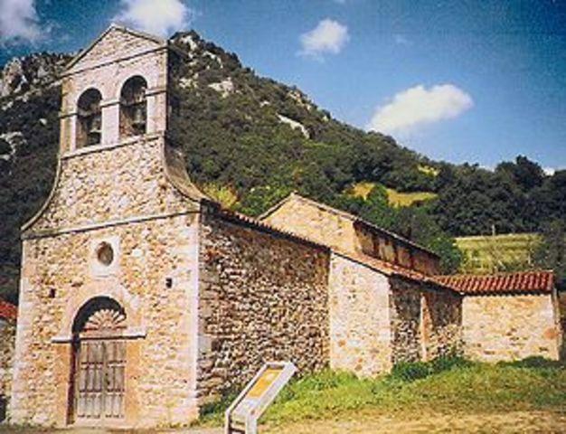 Declaración Monumento Nacional de la Iglesia de Santo Adriano de Tuñon.