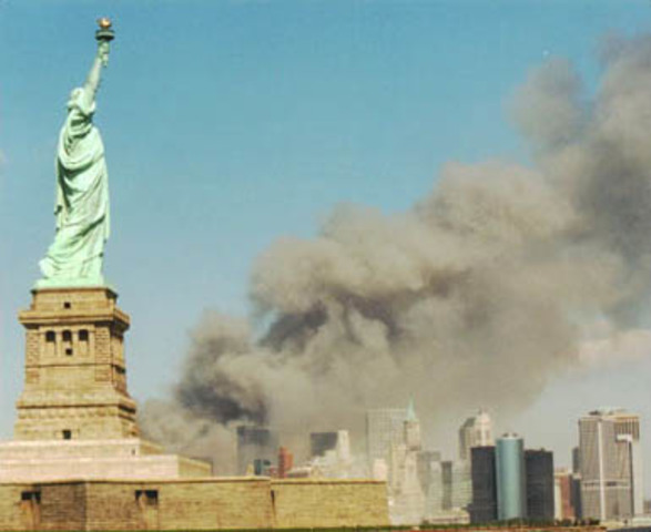 The World Trade Center was attacked
