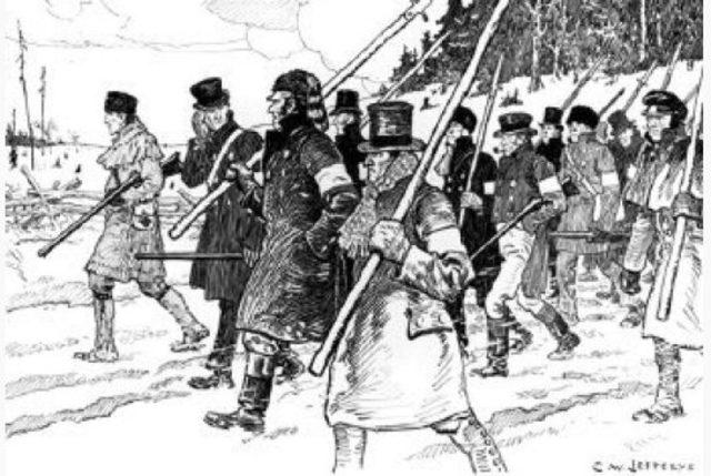 Rebellion in Upper Canada